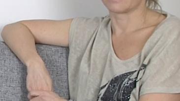 Christina Ederstrøm vejen til Marathon NSTV.dk