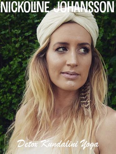Detox Kundalini Yoga med Nickoline Johansson