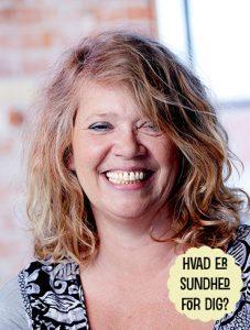 Marianne Palm - Hvad er sundhed for dig?