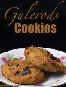 Gulerods Cookies NSTV.dk