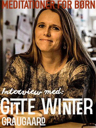 Interview med Gitte Winter Graugaard