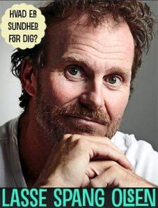 Lasse Spang Olsen, hvad er sundhed for dig?