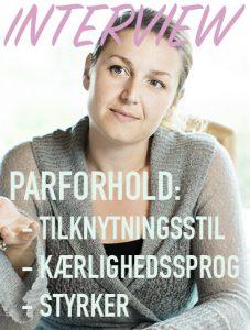 Familie- og parterapeut Nadia Holmgren