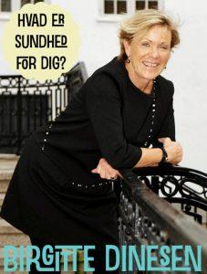 Birgitte Dinesen Hvad er sundhed for dig?