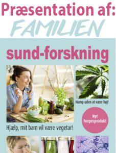Familien sund-forskning