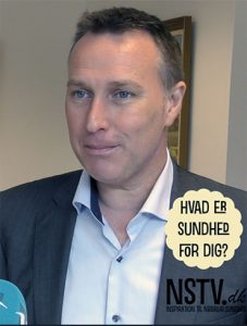 Hvad er sundhed for borgmester Carsten Rasmussen