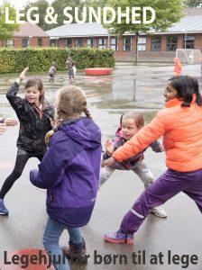 Legehjul - børn og sundhed
