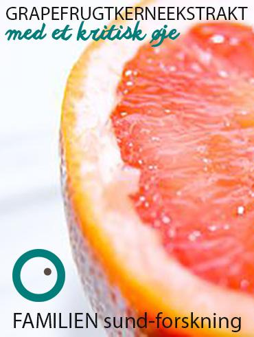 Grapefrugtkerneekstrakt